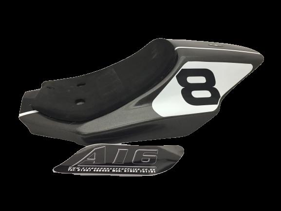 A16 Flat Track Guy Martin Seat - Original