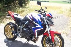 Honda CB 1000R 2008-2017 A16 Exhausts