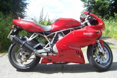 Ducati 750 SS 1991-2002<p>A16 Exhausts</p>