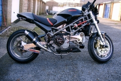 Ducati Monster S4 2001-2004 <p>A16 Exhausts</p>
