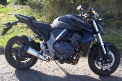 Honda CB1000R A16 Exhausts