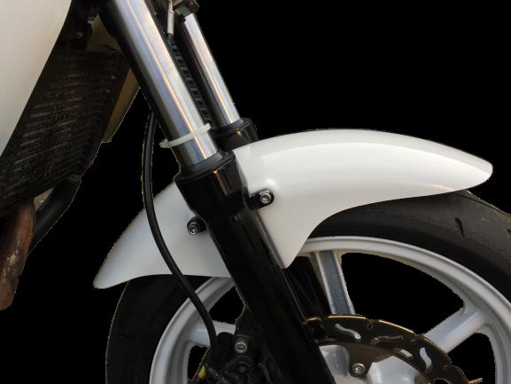 Honda CB500 <p>A16 Race Front Mudguard</p>