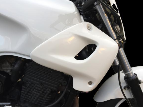 Honda CB500 <p> A16 Race Radiator Panels</p>