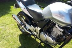 Honda CBF500 2004-2005 A16 Exhausts