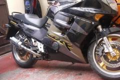 Honda CBR 1000F 1987-1997 Exhausts