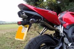 Honda CBR1000RR 2006-2007 Exhausts