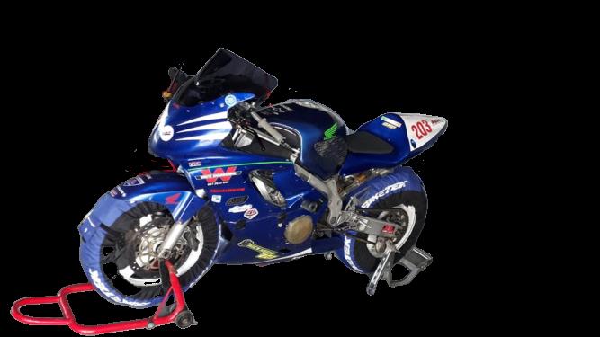 Honda CBR600 FS1-2 Sport 2001-02 Race Bike<p>A16 Race Fairing & Seat</p>