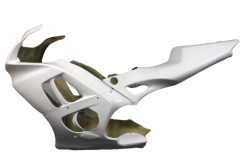Honda CBR600 Steel Frame <p>A16 Race Fairing and Seat</p>
