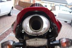 Honda CBR600RR 2002-2008 A16 Underseat Exhausts