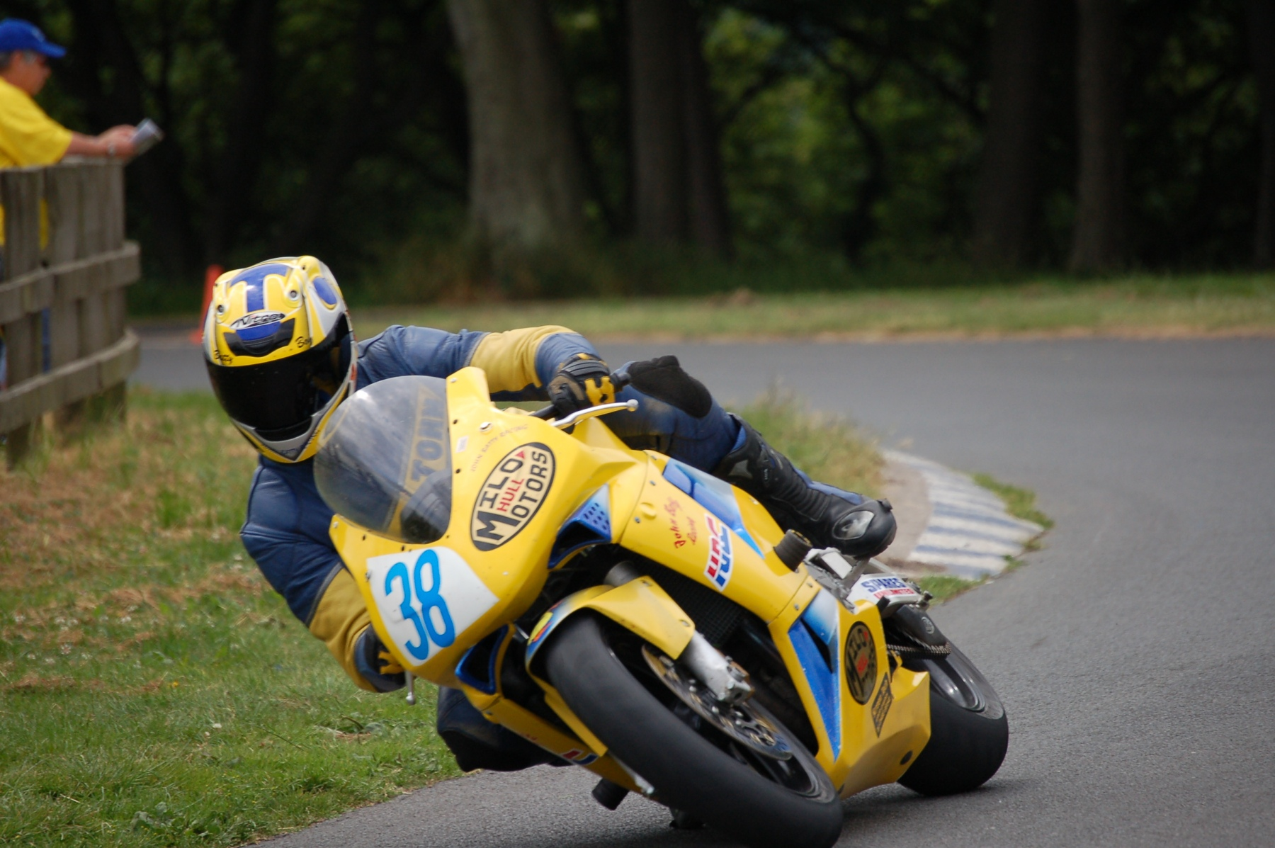 Honda CBR600RR 2003-04<p>A16 Race Fairing & Seat</p>