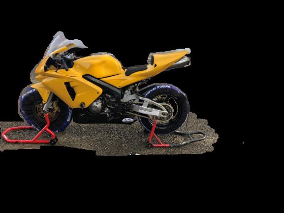 Honda CBR600RR 2003-04 Race Bike<p>A16 Race Fairing & Seat</p>