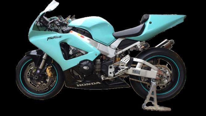 Honda CBR900 Fireblade 2000-01 <p>A16 Race Fairing & Seat</p>