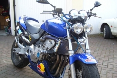Honda Hornet 600 CBF600 1998-2002 A16 Exhausts