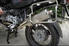 Honda VFR800 V-Tec 2002-2008 A16 Exhausts