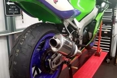 Kawasaki ZX7R<p>A16 Undertray</p>