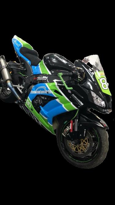Kawasaki ZX10R 2016-19<p>A16 Race Fairing and Seat</p>