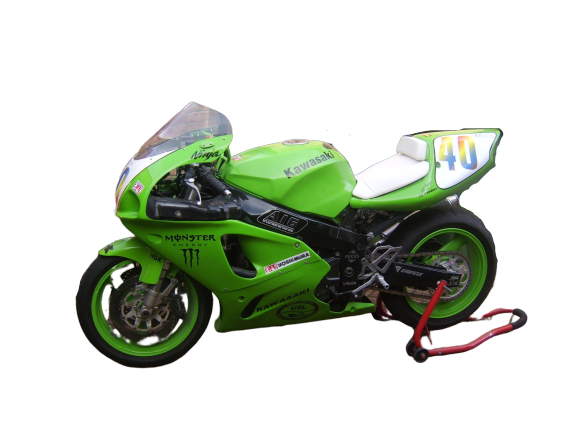 Kawasaki ZX7R 1996-2003 <p>A16 Race Fairing and Seat</p>