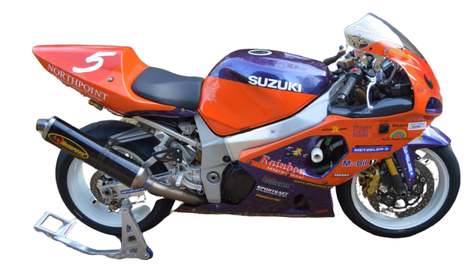 Suzuki GSXR 1000 2001-02 <p>A16 Race Fairing and Seat</p>