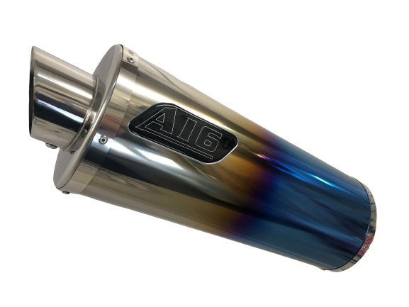 A16-Exhaust-RL-Coloured-Titanium-Polished-Stainless-Slashcut-Outlet-g