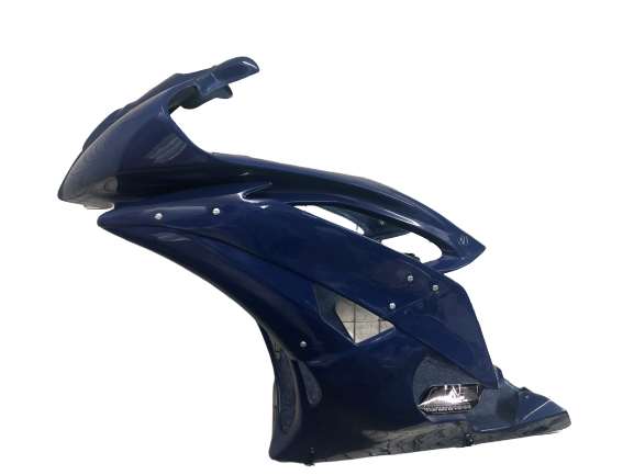"Yamaha YZF R6 2008-2016 13S <p>A16 Race Fairing - Navy Gel Coat</p><br><a href=""https://a16roadnracesupplies.co.uk/product/a16-yamaha-exhausts/"">Buy now!</a>"