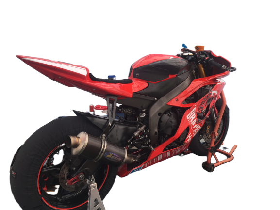 "Yamaha YZF R6 2008-2016 13S <p>A16 Race Fairing and Seat - Red Gel Coat</p><br><a href=""https://a16roadnracesupplies.co.uk/product/a16-yamaha-exhausts/"">Buy now!</a>"